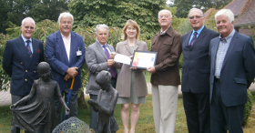 Publborough Lodge of Mark Master masons - Eyegaze donation.jpg