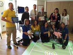 Lifelites Staff , Donors And Hospice Staff